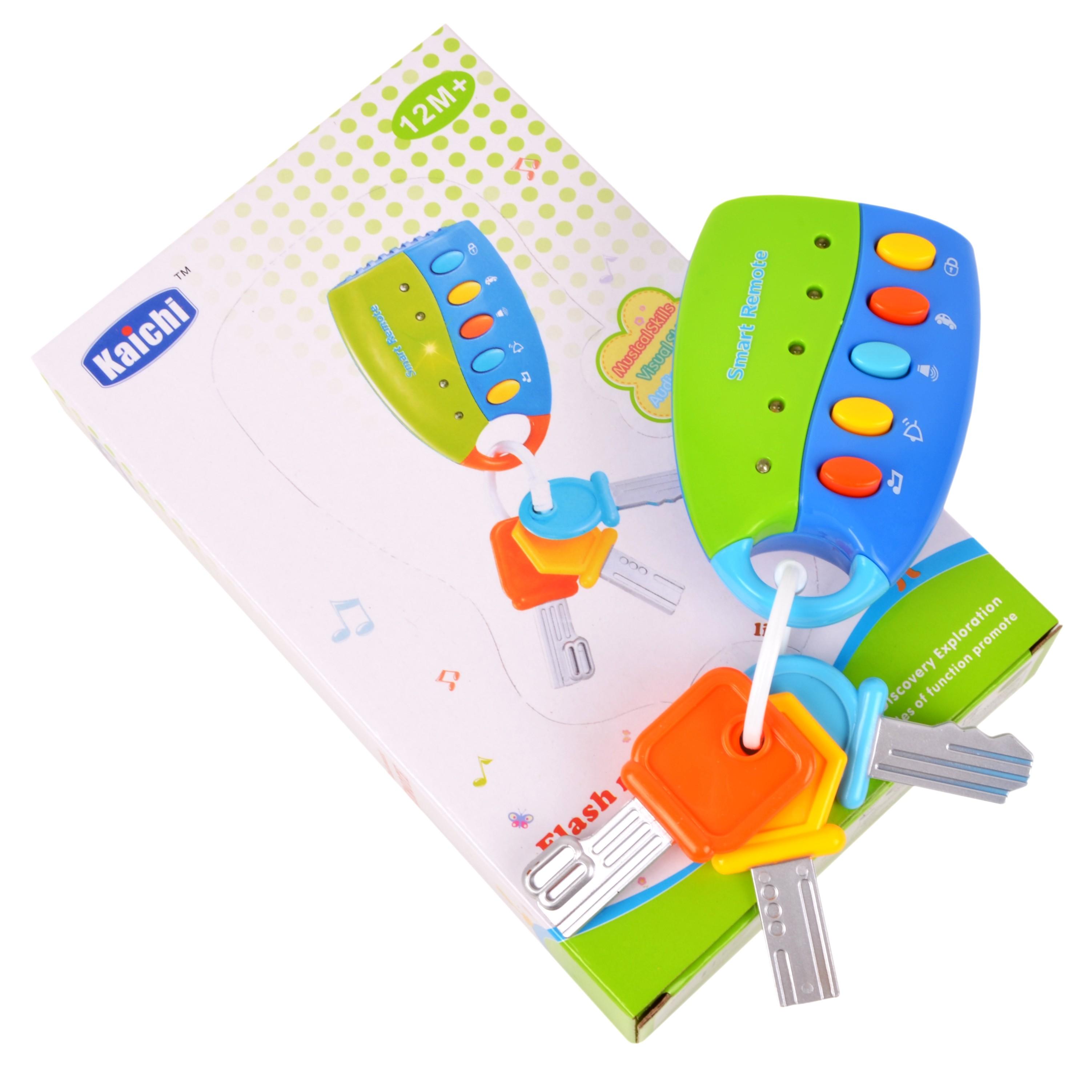 Musical Fernbedienung Auto Schlüssel Spielzeug für Kinder Baby Kleinkinder