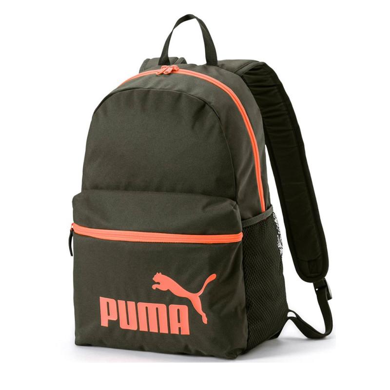 Plecak Puma PHASE BACKPACK 075487 zielony 05