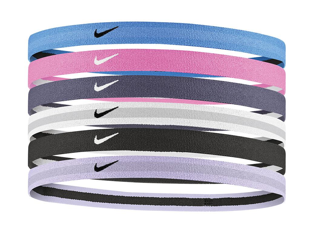 Opaski gumki NIKE 493 kolorowe pastelowe Sport Line